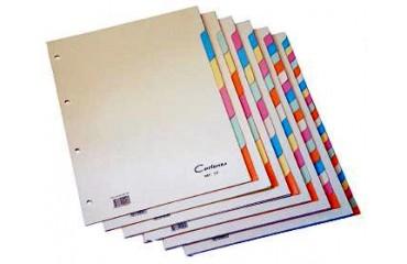 Separadores Cartonex 180/12