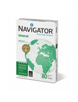 Papel De Fotocópia Navigator Universal 80grs A4