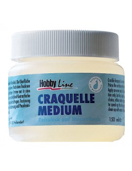 Crakle Hobby Line Médio 150ml