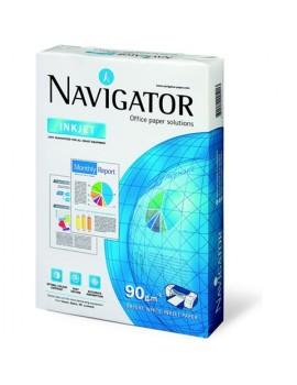 Papel De Fotocópia Navigator Inkjet 90grs A4