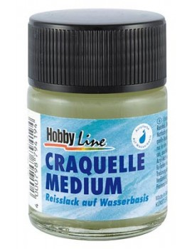 Crakle Hobby Line Médio 50ml