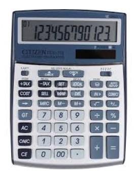 Calculadora Citizen CCC-112