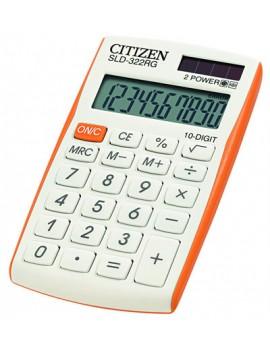 Calculadora Citizen SLD 322RG