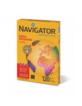 Papel de Fotocópia Navigator - 120grs - A4 - 250 Folhas