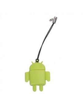 Leitor de Cartão Micro SD Robô Android