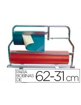 Suporte para bobine papel de fantasia Para bobines de 31cm e 62cm