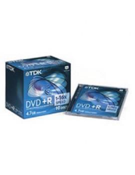 DVD+R TDK unidade