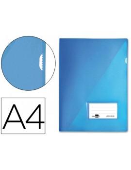 Bolsa Dossier Liderpapel A4 PP Ref.921A - Azul