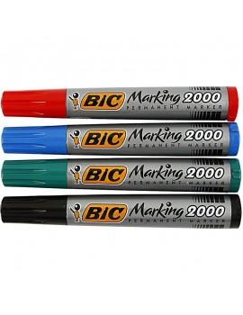 Marcador Permanente Bic 2000