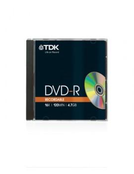 DVD-R TDK unidade