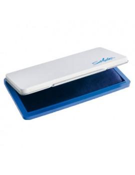 Almofada p/ Carimbo Scriva Nº 2 11x7cm Ref.571 – Azul