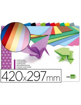 Bloco de Cartolinas A3 Liderpapel TM09 Ref.51867