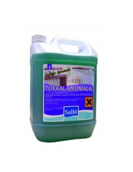 Lava tudo Tokkal Amoniacal  - 5L