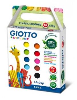 Plasticina Giotto Patplume 512900