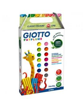 Plasticina Giotto Patplume 513100