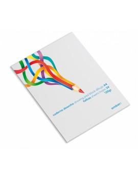 Bloco de papel Cavalinho Ambar - A4