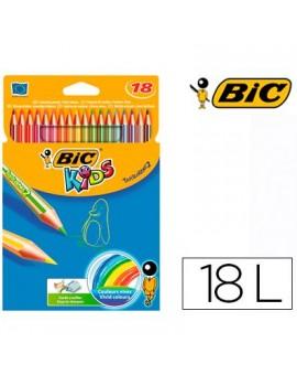 Lápis de cor Bic Tropicolors - Ref.832567