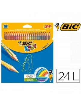 Lápis de cor Bic Tropicolors - Ref.832568