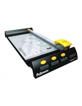 Guilhotina Fellowes A4 Rotativa C/base ABS Neutron Plus