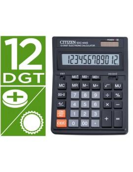Calculadora Citizen SDC-444-S 12 Dígitos