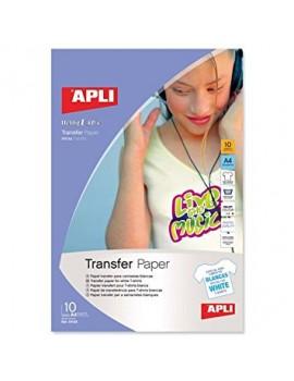 Papel Transfer A4 Apli Ref.4128