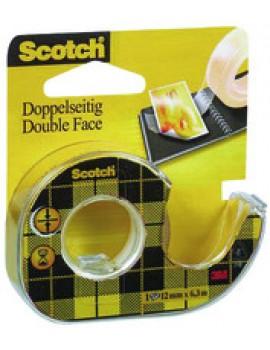 Fita Adesiva Scotch 665D - 6,3mm x 12mt