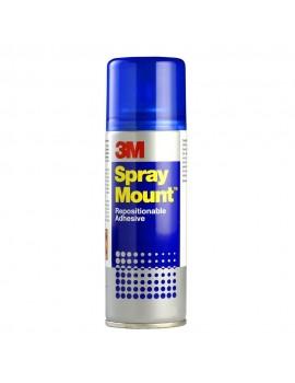 Cola em Spray 3M Reposicionável