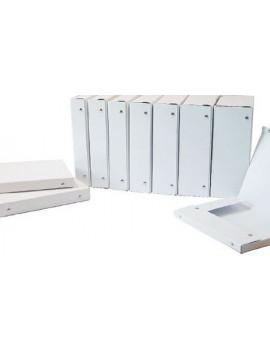 Caixas de arquivo Alto Brilho 250 - Lombada de 8cm