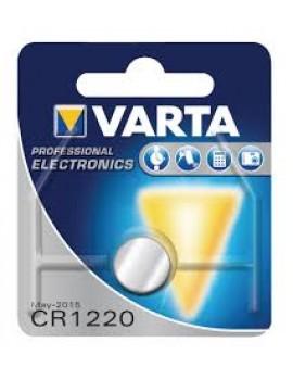 Pilhas Varta Lithium 3V CR1220