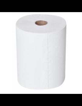 Rolo de papel industrial de cozinha